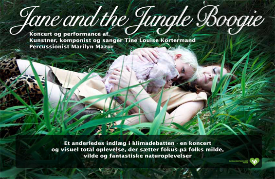 Jane and the Jungle Boogie